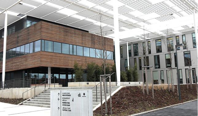 Luwex reference Výzkumné centrum ELI