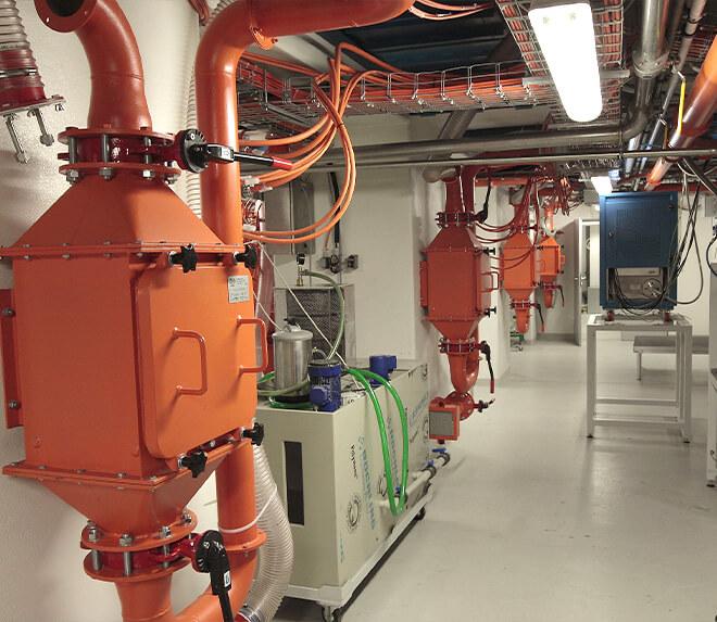 Průmyslové odsávání a filtrace od Luwex, a.s.
