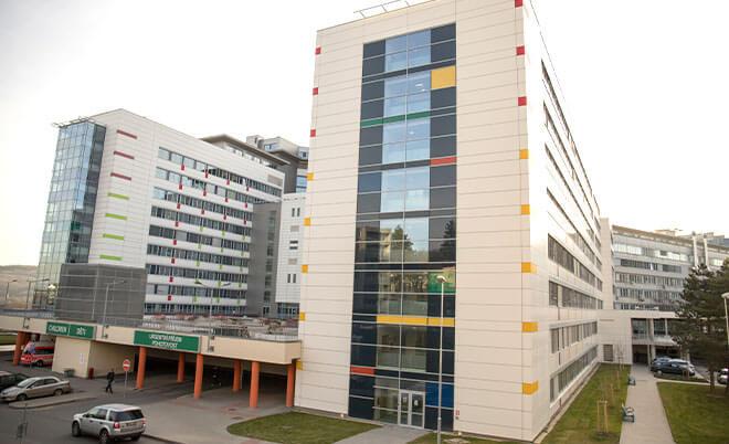 Nemocnice Motol Praha - reference od Luwex, a.s.