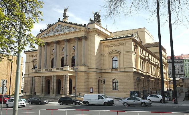 Státní opera Praha - reference od Luwex, a.s.