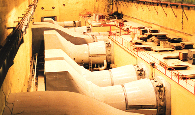 Tunel Strahov - reference Luwex