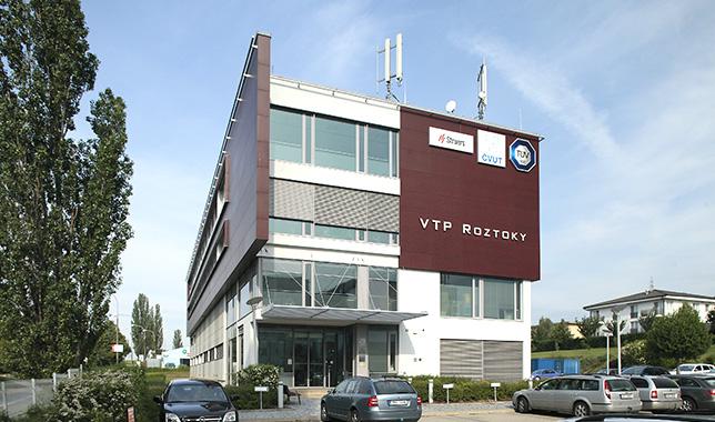 VTP Roztoky - reference Luwex