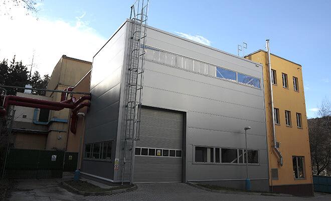 ÚJV Řež reference from Luwex