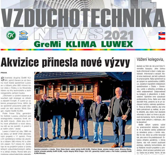 VZDUCHOTECHNIKA NEWS 01-01