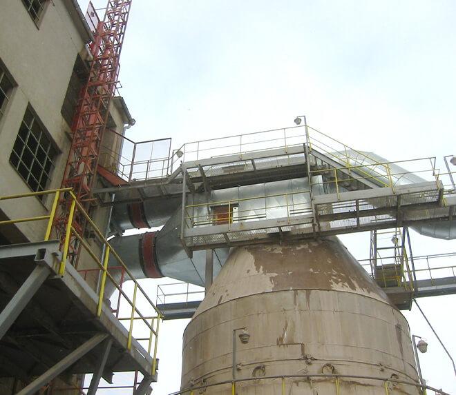 Industrielle Absaugung und Filtration-Luwex, a.s.